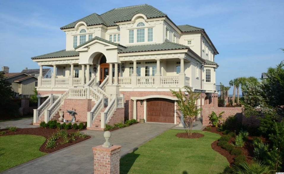 $8.4 Million Newly Built Beachfront Home In Georgetown, SC