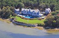 $14.5 Million Waterfront Mansion In Edgartown, MA
