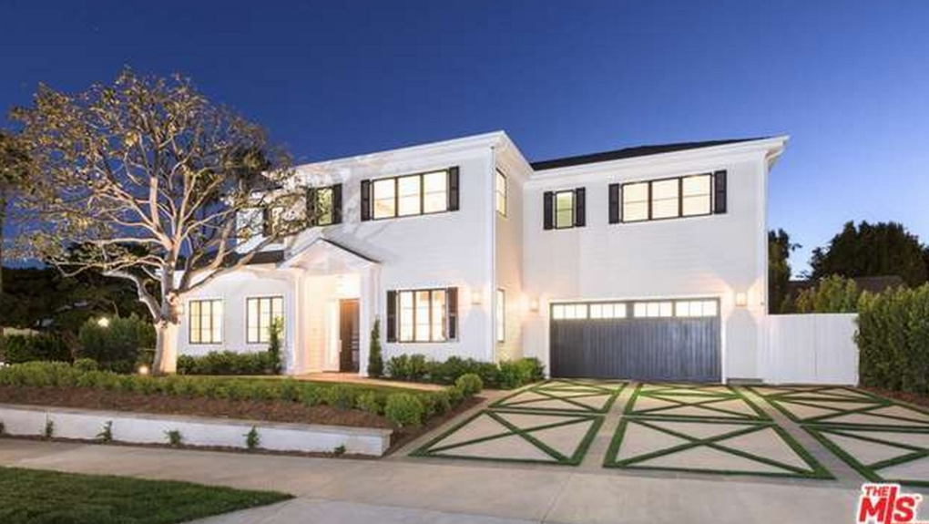 $8.495 Million Newly Built Home In Pacific Palisades, CA