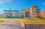 $1.895 Million Stone & Stucco Mansion In Lumberton, NJ