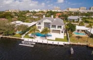 $8.35 Million Newly Built Waterfront Mansion In Fort Lauderdale, FL