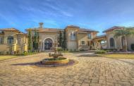 $3.45 Million Mediterranean Waterfront Home In Myrtle Beach, SC