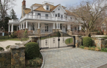 $6.7 Million Shingle & Stone Home In Old Greenwich, CT