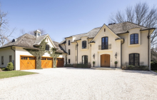 $2.95 Million French Inspired Home In Rumson, NJ