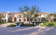 14,000 Square Foot Mansion In Calabasas, CA