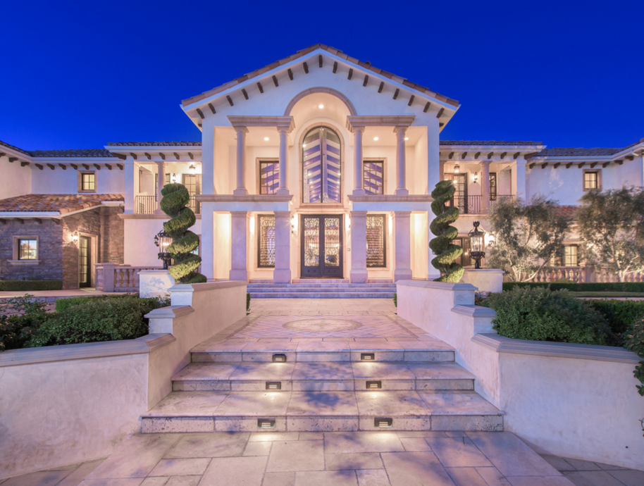 14 000 Square Foot Mansion In Calabasas Ca Homes Of The
