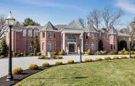 $3.79 Million Brick Mansion In Rumson, NJ