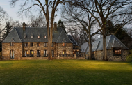 $22 Million French Inspired Stone Mansion In Greenwich, CT
