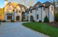 $2.4 Million Newly Built Brick & Stone Mansion In Atlanta, GA