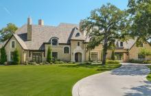 $3.5 Million Brick Home In Southlake, TX
