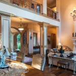 2-story Living & Dining Room