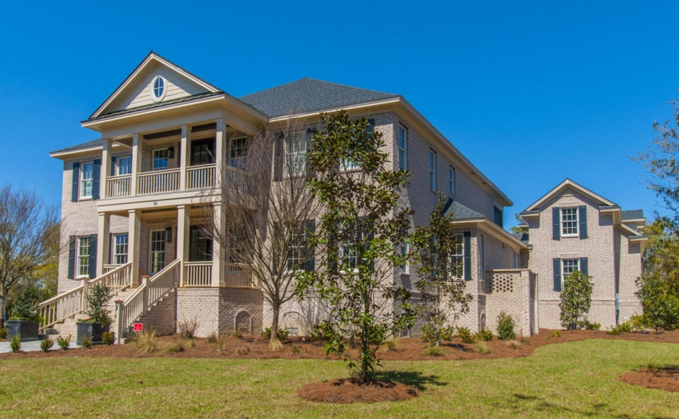 $2.5 Million Newly Built Brick Home In Daniel Island, SC
