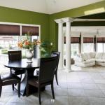 Breakfast Room & Family Room