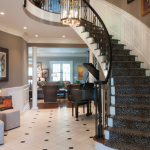 Foyer w/ Staircsae