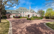 $2.75 Million Brick Mansion In Coppell, TX