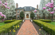 10,000 Square Foot Georgian Brick Mansion In Cockeysville, MD