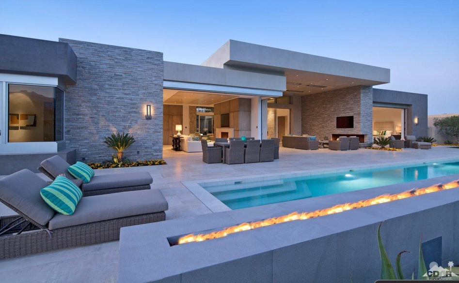 $8.995 Million Newly Built Contemporary Home In Indian Wells, CA