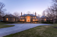 17,000 Square Foot Brick Mansion In Baltimore, MD