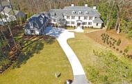 $2.725 Million Newly Built Brick Home In Atlanta, GA