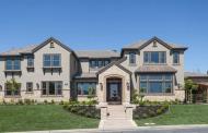$3.995 Million Newly Built Stone & Stucco Home In Alamo, CA
