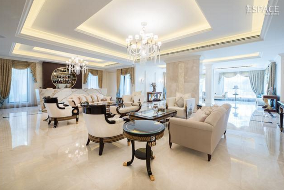 Mansions Floor Plans