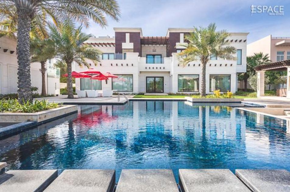 Bel Air Car >> 23,000 Square Foot Mega Mansion In Dubai | Homes of the Rich