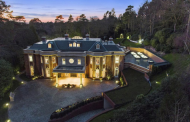 17,000 Square Foot Brick Mansion In Surrey, England