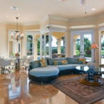 Breakfast Room & Family Room