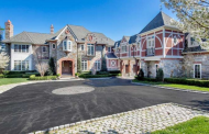 15,000 Square Foot Brick & Stone Mansion In Gladwyne, PA
