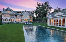 $6.995 Million Shingle Home In Westport, CT