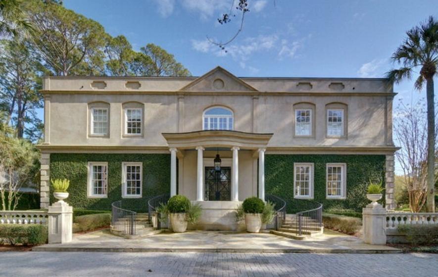 $4.475 Million Mansion In Sea Island, GA