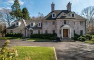 $4.25 Million Brick Home In Greenwich, CT