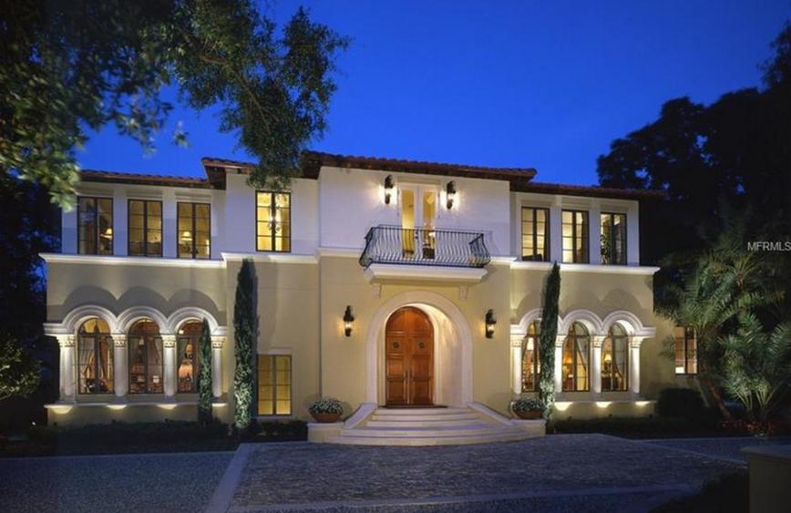 $3.3 Million Mansion In Winter Park, FL