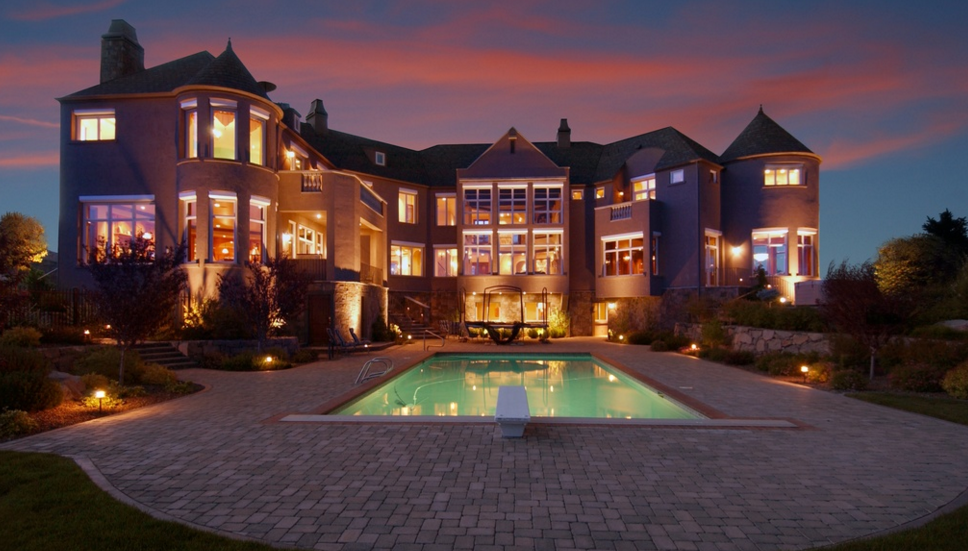 10 000 square foot mansion in reno nv homes of the rich