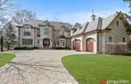 $2.4 Million Brick Home In Northbrook, IL