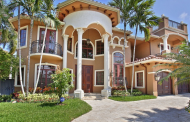 $3.8 Million Mediterranean Waterfront Home In Fort Lauderdale, FL