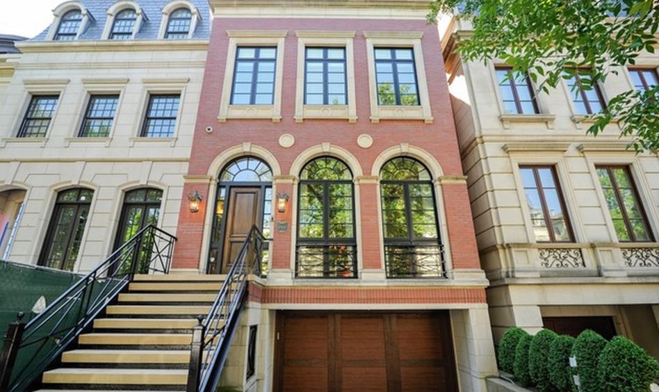 $3.35 Million Brick Home In Chicago, IL