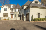 $1.7 Million Newly Built Stone & Stucco Home In Oakton, VA