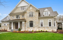 $3.595 Million Home In Hinsdale, IL