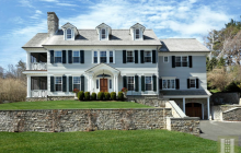 $4.75 Million Colonial Home In Greenwich, CT