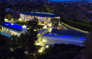 $150 Million Newly Built Contemporary Mega Estate In Los Angeles, CA