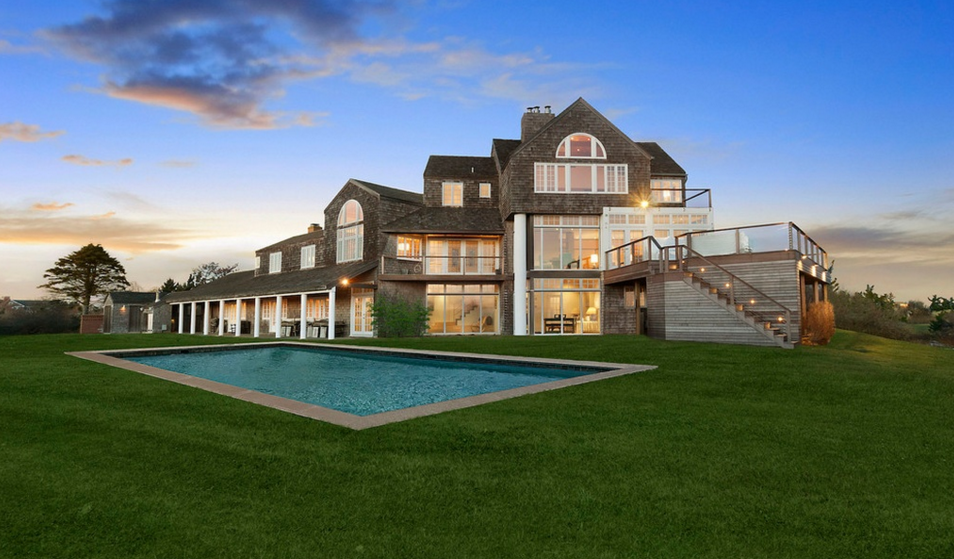 $38.995 Million Oceanfront Mansion In Sagaponack, NY