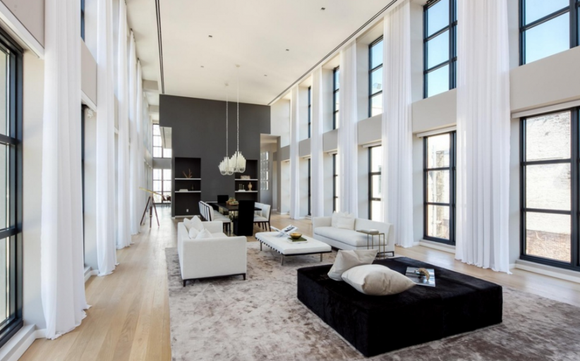 $29.995 Million Newly Built Penthouse In New York, NY