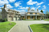 $8.295 Million Shingle & Stone Mansion In Greenwich, CT