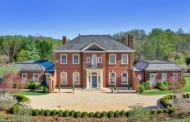 $4.1 Million Brick Home In Charlottesville, VA