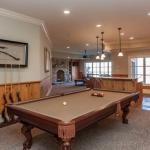 Billiards/Rec Room w/ Wet Bar-Kitchen