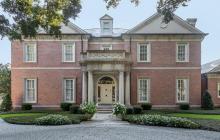 11,000 Square Foot Brick Georgian Mansion In Tampa, FL
