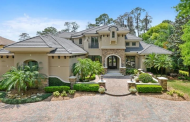 $3.95 Million Mediterranean Lakefront Home In Orlando, FL