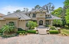 $3.95 Million Mediterranean Lakefront Home In Orlando, FL