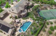 $3.395 Million Stone & Stucco Home In Encinitas, CA